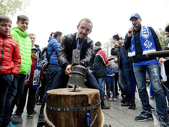 Праздник ВТБ и «Динамо»