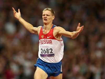 Евгений Швецов победил с рекордом мира