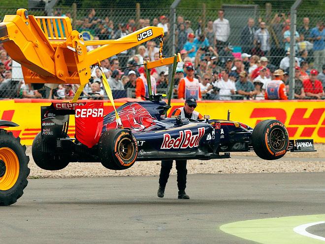 Гран-при Великобритании Ф-1