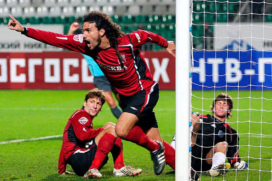 известные футбольные клубы москвы