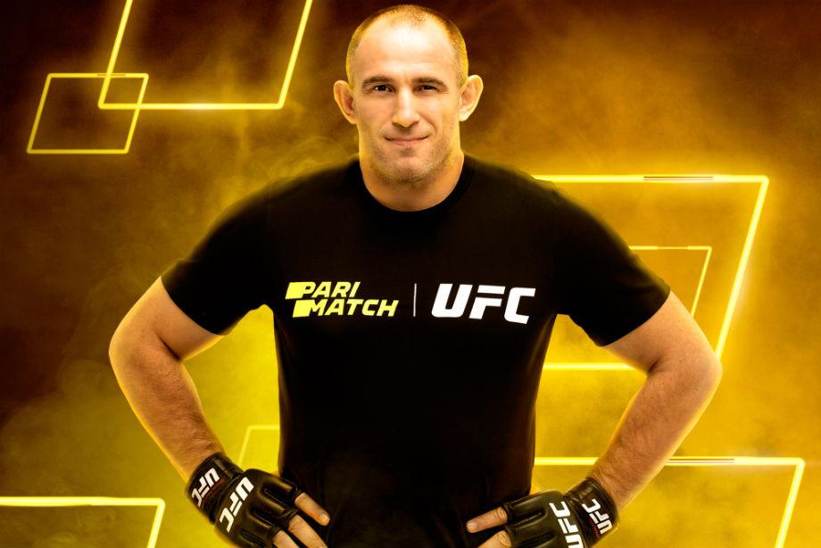 1-ый бой UFC в северной столице завершился нокаутом