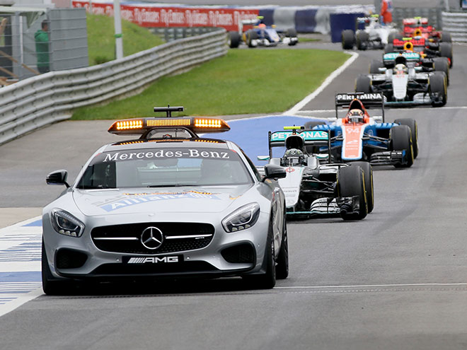 Итоги уик-энда Гран-при Австрии Формулы-1: «Мерседес», «Уильямс», «Манор»