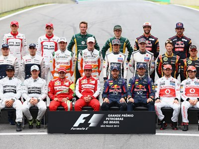 Комментарии участников ГП Бразилии Формулы-1