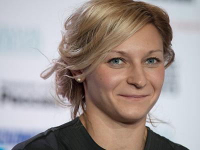 Капитан сборной России Анастасия Мухарьямова