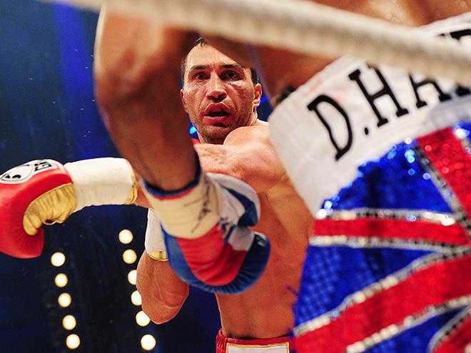 Высказывания боксёров о Владимире Кличко