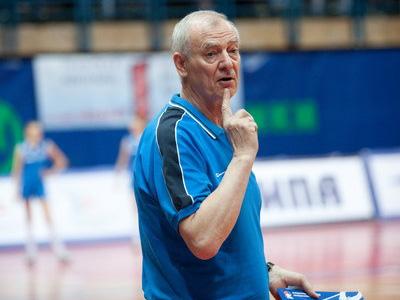 Интервью главного тренера ЖВК «Омичка» (Омск) Владимира Кузюткина