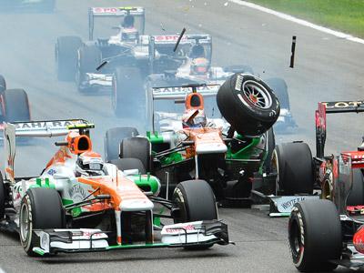Итоги сезона-2013 Формулы-1 для «Форс Индия»