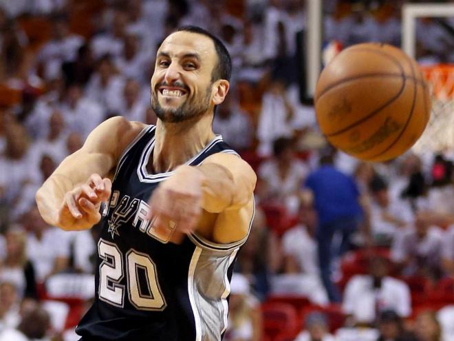 Джинобили в плей-офф НБА реализовал 300 трёхочковых