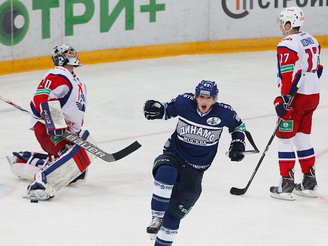 «Динамо» – «Локомотив» – 3:1. Обзор матча