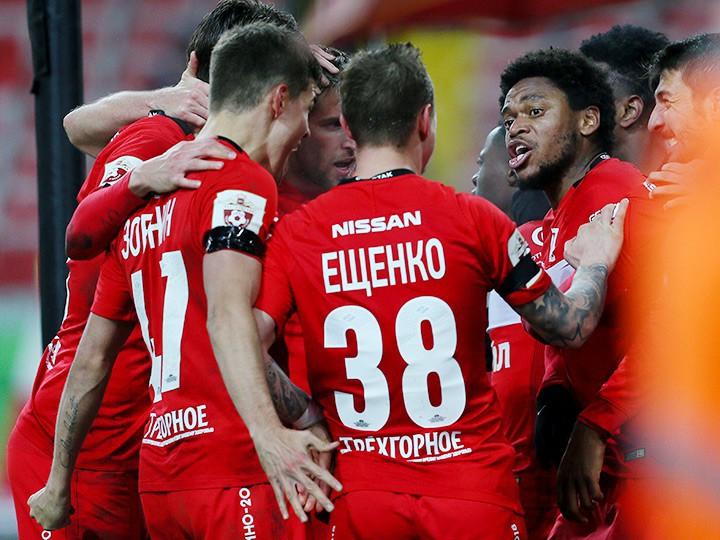 «Оренбург» одержал победу у«Терека» в23-м туре премьер-лиги