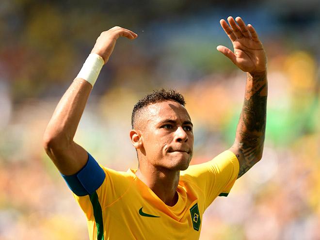 Олимпиада-2016. Футбол. Сборная Бразилии обыграла команду Гондураса – 6:0