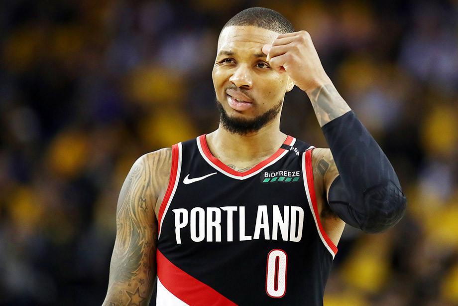 «Голден Стэйт» — «Портленд». Прогноз на матч НБА