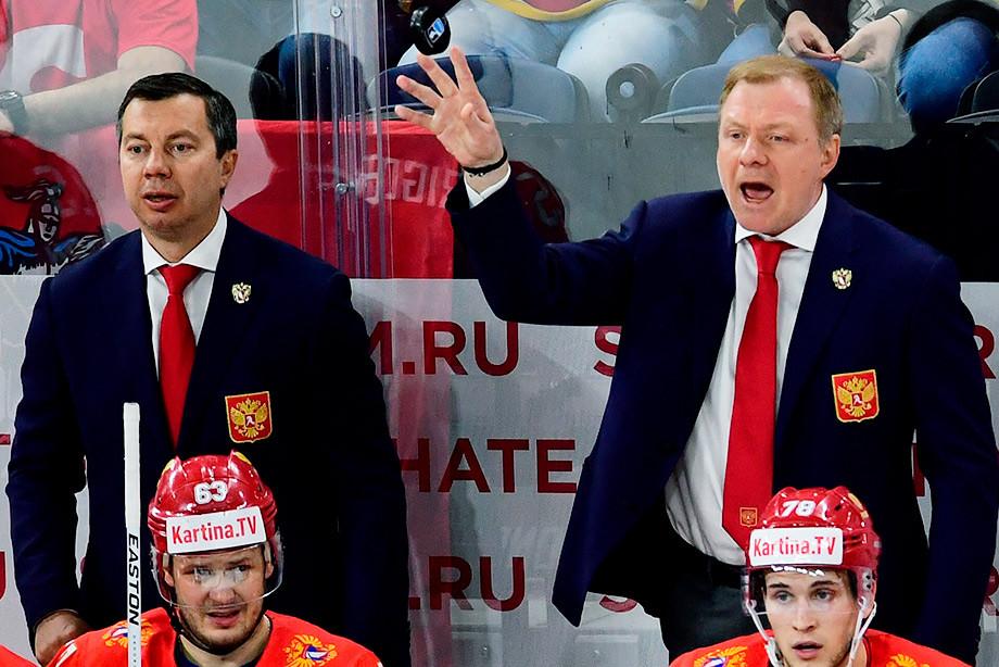 Илья Воробьёв и Алексей Жамнов