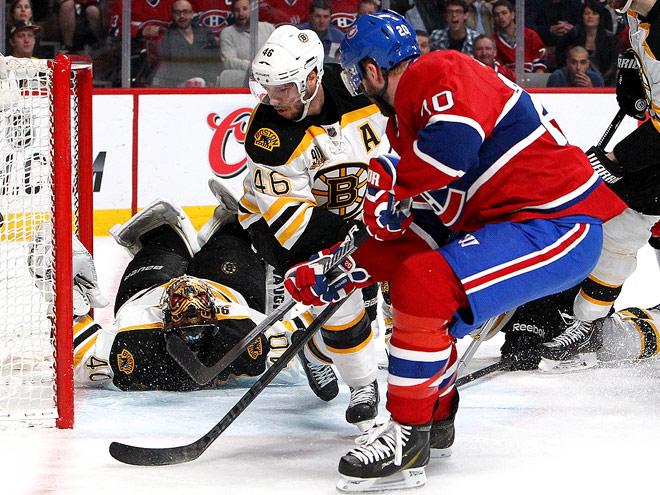 «Монреаль» и «Бостон» доигрались до 7-го матча