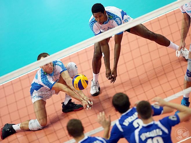 Рассказ о потенциальных фаворитах чемпионата России по волейболу