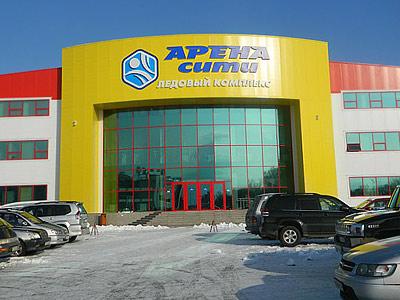 Большой хоккей приходит на Сахалин