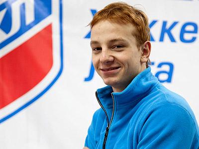 Интервью с молодым игроком «Казцинка-Торпедо»