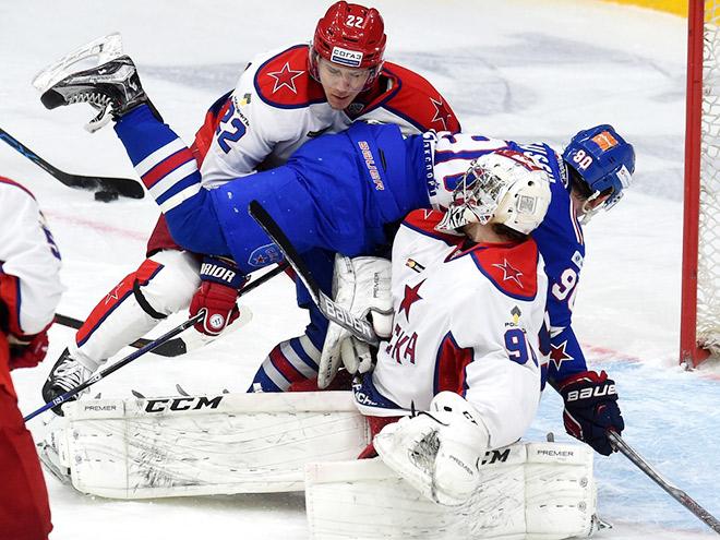 Обзор главных хоккейных событий дня. 26.03.2016
