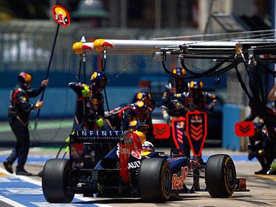 Комментарии участников Гран-при Европы Формулы-1