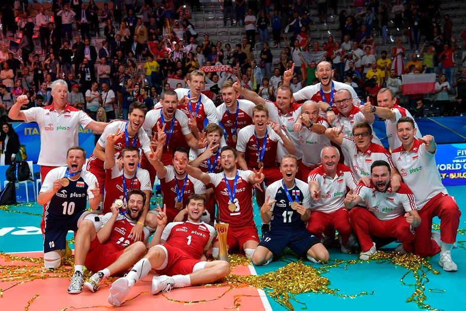 Курек дал прикурить. Поляки снова стали чемпионами мира по волейболу