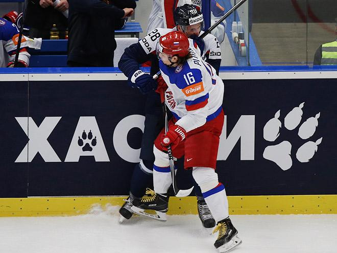 Чемпионат мира — 2015. Россия — Словакия. Оценки
