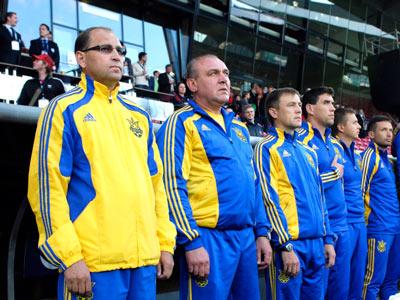 Молодёжная сборная провела два товарищеских матча