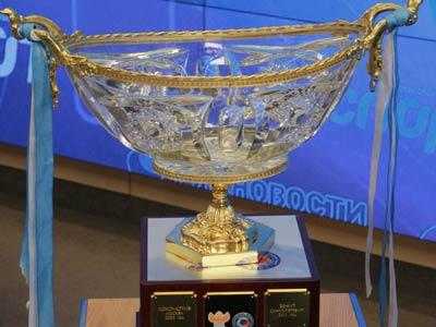 О подготовке Самары к проведению Суперкубка России