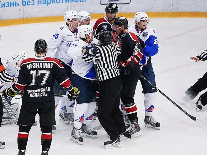 Горский - о плей-офф ВХЛ