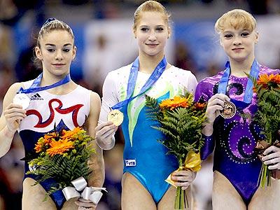 Шесть медалей гимнастики и другие события недели