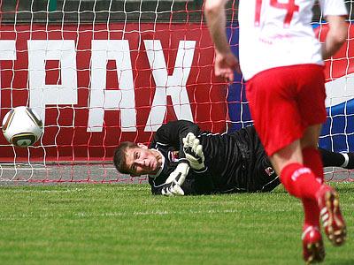 М. Кержаков: желание победить было сумасшедшее