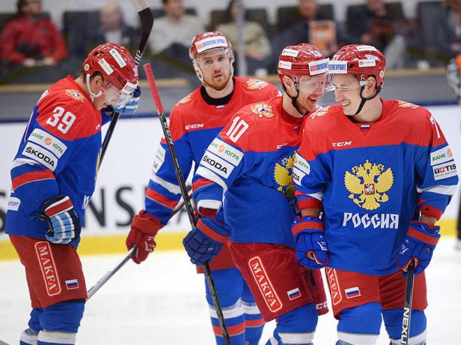 Евротур. Швеция – Россия – 0:4. Оценки сборной России