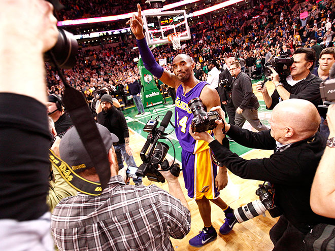 an introduction to the life of kobe bryant