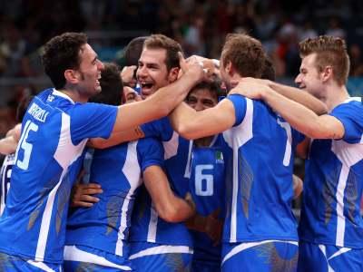 Лондон-2012. Волейбол. Сборная Италии