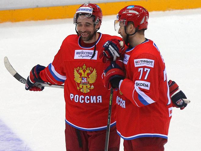 Символическая пятёрка России Кубка Первого канала