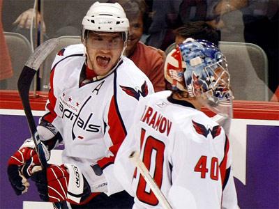 Старый Свет в окошке НХЛ