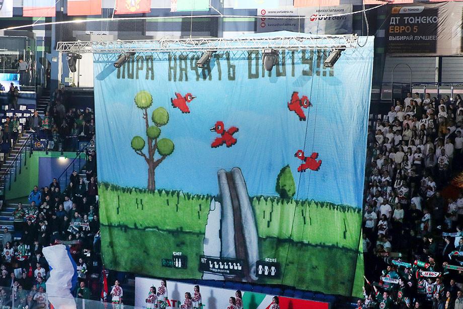 «Ак Барсу» пора в отпуск. Так слабо в плей-офф Казань никогда не играла