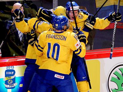 Сборная Швеции – чемпион мира