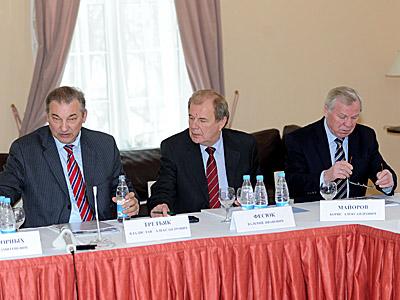 ФХР, экспертный совет и российский хоккей