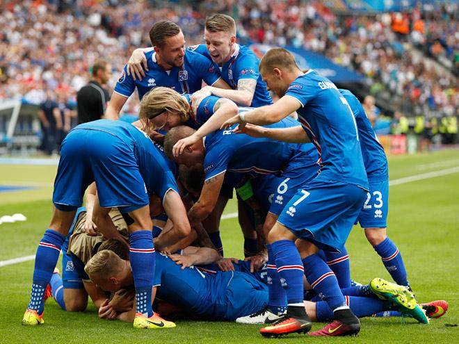 Евро-2016. Исландия – Австрия — 2:1