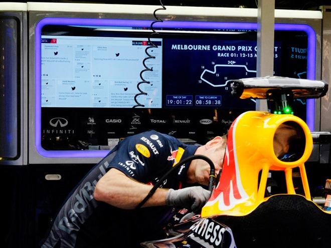 Лучшие публикации сайтов команд Формулы-1