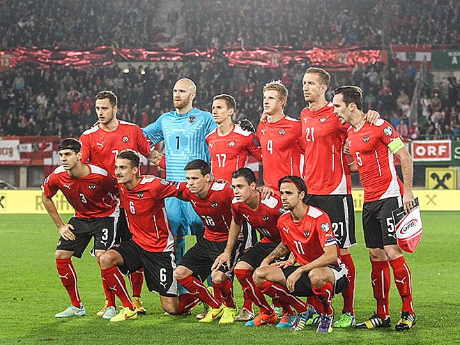 Готовность сборной Австрии к матчу с Россией
