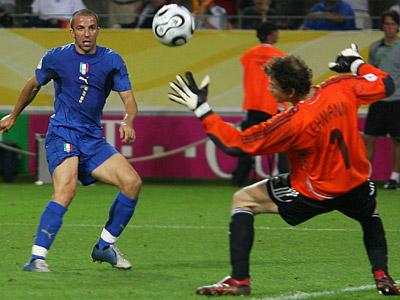 И снова Германия — Италия!