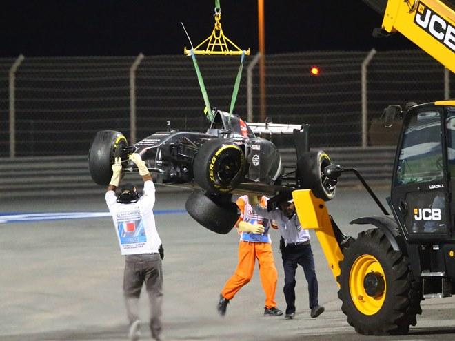 Формула-1. Гран-при Бахрейна. Онлайн воскресенья