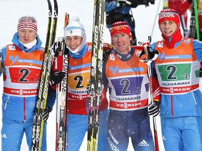 Итоги этапа КМ по лыжным гонкам в Лиллехаммере