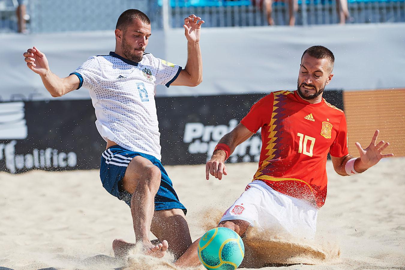 Online мини футбол россия испания