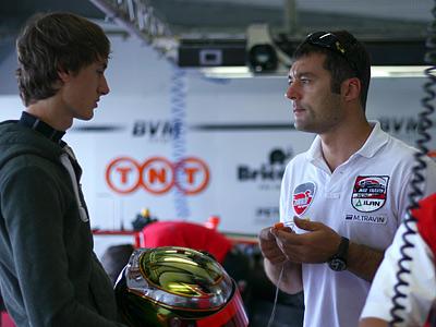 Марценко и Травин о планах на 2013-й и сезоне Ф-1