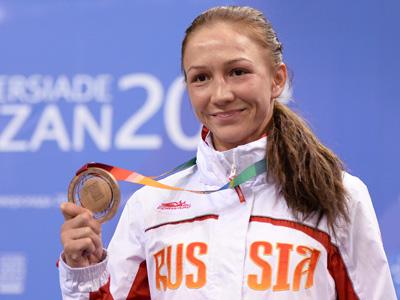 Екатерина Краснова — бронзовая медаль