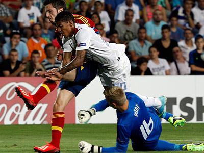 Испания U21- Нидерланды U21