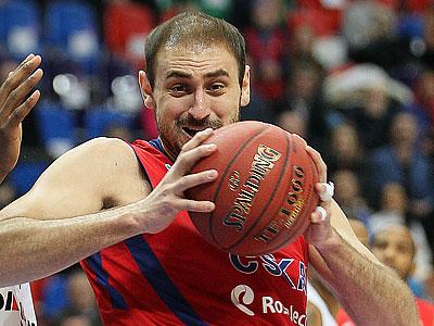 ЦСКА одержал седьмую победу подряд в Евролиге