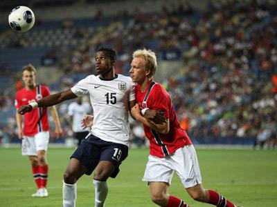 Евро—2013 (U-21). Англия — Норвегия